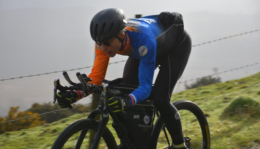 Dom on bike May17