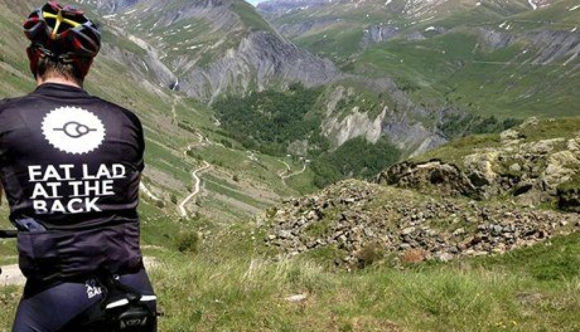 Bike Blog - Fat Lad At The Back